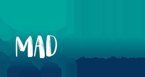 mad splatter header logo